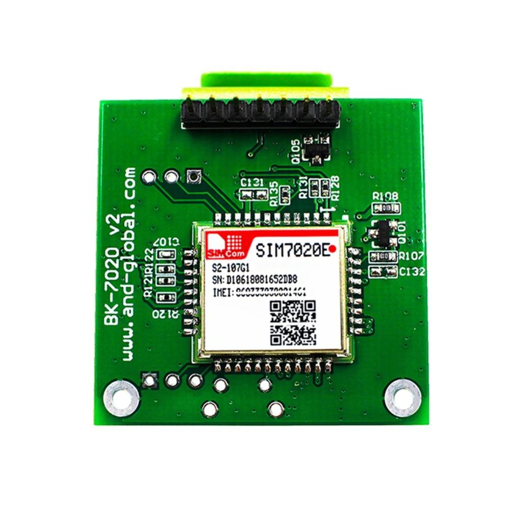 LTE NB-IoT Module Core Board BK-SIM7020E NB IoT NB Board B1/B3/B5/B8/B20/B28 Without Antenna RCmall