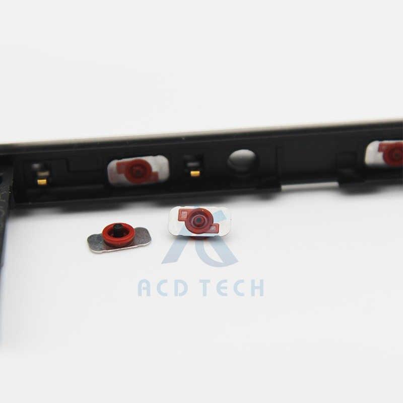 Originele Nieuwe sony Xperia Z3 + Dual Z4 E6533 E6553 Power Knop Knoppen Waterdicht Pad Rubber Mat Gratis Verzending