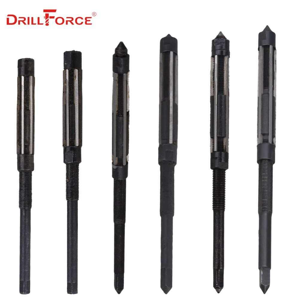 1PC 6.25-84mm Adjustable Hand Reamer HSS Size Range Cutting Tools 6 8 10 12 15 20 25 30 35 40 45 50 55 60 65 70 75 80 84mm Size : 6.25 6.75 Nj-Reamer