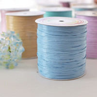 250 Meters Of Cotton Grass Lafite Barrel Bag Hat Special Natural Grass Hand Woven Wire Line