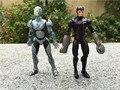 """Marvel Legends Secret Wars 3.75 """"Mecânica Máquina de Mestres Man & Superior Homem De Ferro NEW No Pacote"""