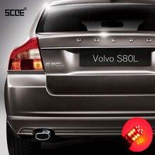 Для Volvo S80 для S80 II SCOE высококачественный 2X 30SMD светодиодный тормоз/Стоп/стояночный задний/задний фонарь/светильник для автомобиля