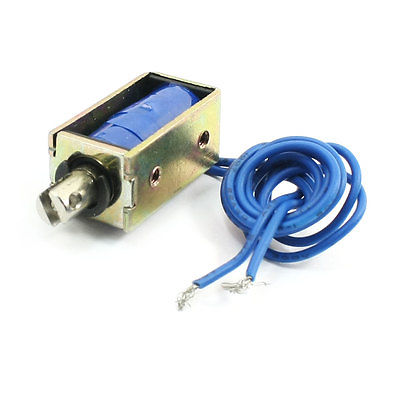 HCNE1-0530 DC 12V/DC24V 10mm Open Frame Solenoid Electromagnet 5N Holding granto granto gr 0530 b