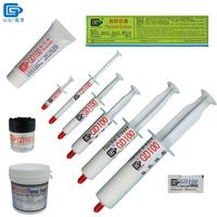 GD100 Heat Sink Compound Thermal Grease Paste Silicone Plaster White Cooler MB05 ST20 ST90 SSY1 SY1 SY3 SY7 SY15 SY30 CN20 CN150