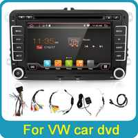 Bosion Android Car DVD GPS Navigation Wifi+Bluetooth+Radio Autoradio 2 Din For Volkswagen GOLF 4 5 6 POLO PASSAT Turan TIGUAN