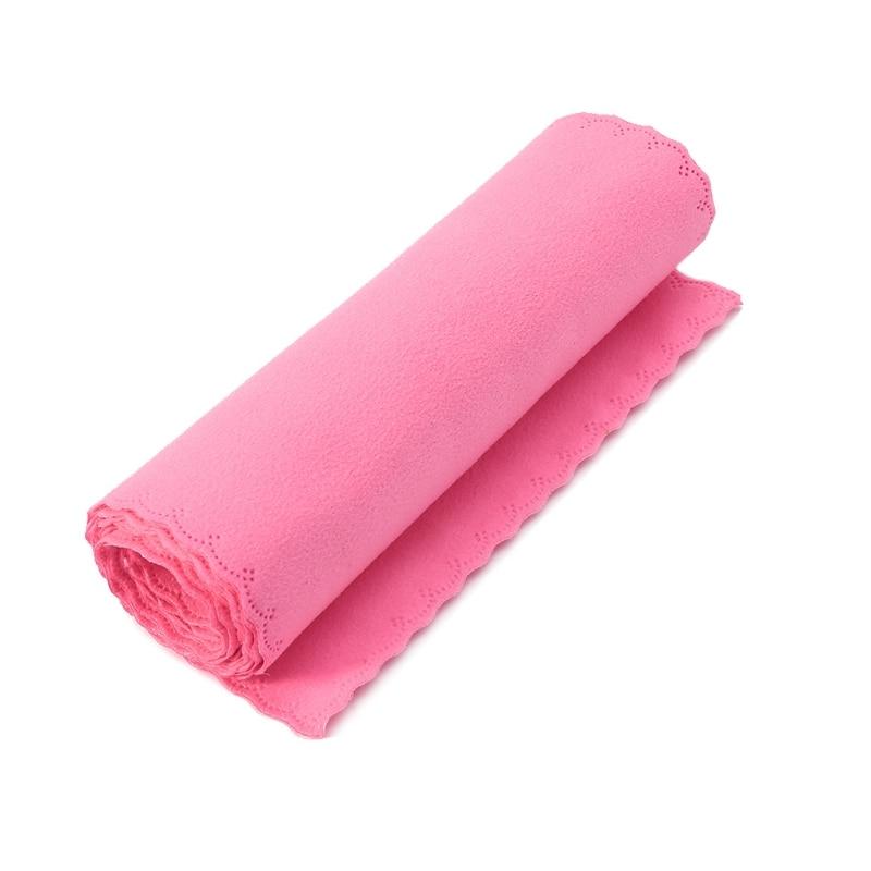 Розовый мягкий крышку клавиши пианино клавиатуры пыли влаги волокна ткани защиты #35/10 Вт