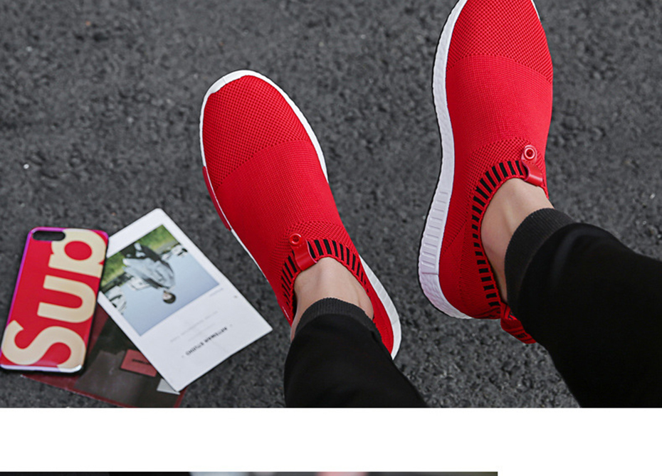HTB1zWe8cBWD3KVjSZFsq6AqkpXaJ Cork Men Shoes Sneakers Men Breathable Air Mesh Sneakers Slip on Summer Non-leather Casual Lightweight Sock Shoes Men Sneakers