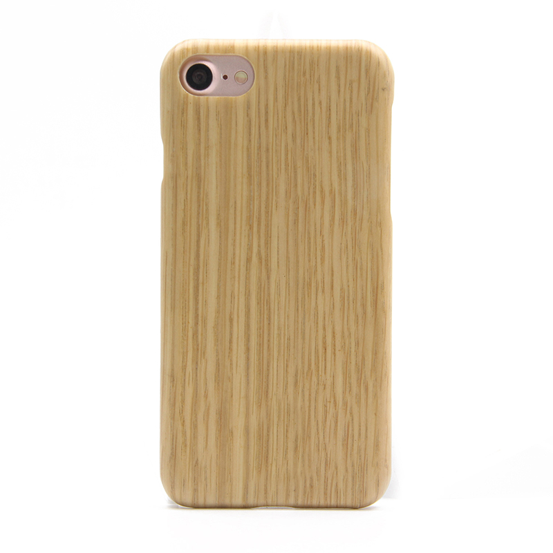 High Quality Original Wood With Kevlar Fiber Phone Case For Samsung S8 Plus Cover Wooden Natural For