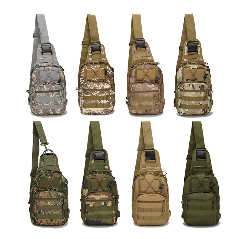 600D Outdoor Sports Bag Military Shoulder Camping Hiking Bag Tactical Backpack Utility Camping Travel Hiking Bag