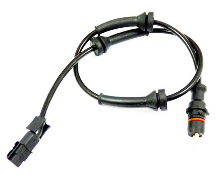 New Front ABS Wheel Speed Sensor For Renault Megane II Scenic Grand 8200346992 OEM высокие кеды quelle quelle 955690