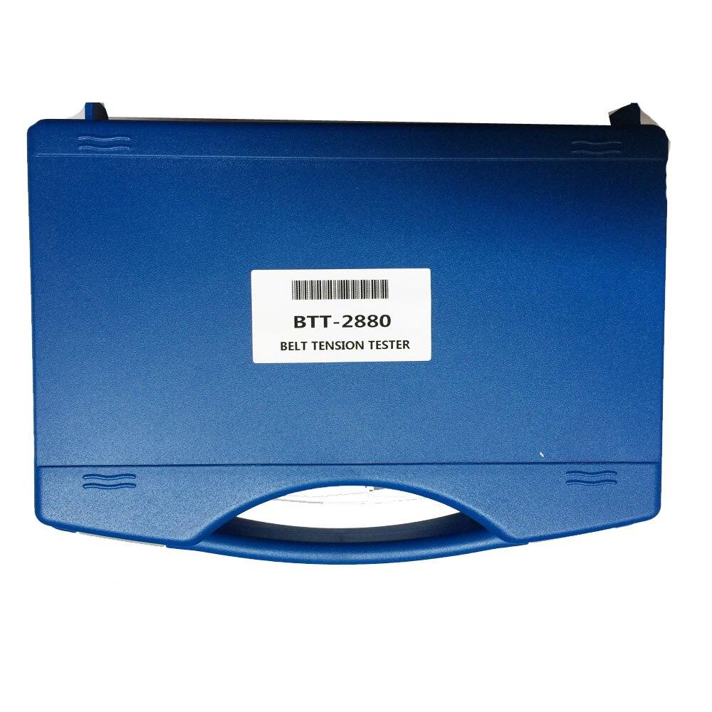 BTT-2880 ceinture Tension testeur automobile ceinture instrument de mesure tension jauge testeur tension outils livraison gratuite - 6