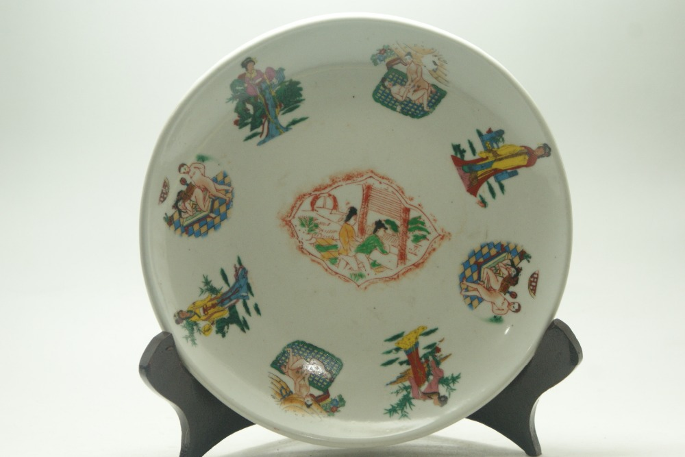 Fine Old China porcelain painted Ceramic plates Porcelain& Pottery ...