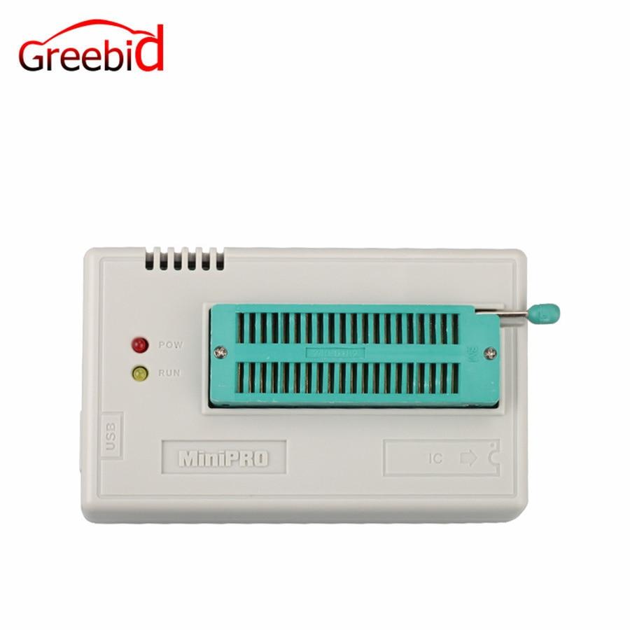 Super Mini Pro TL866A EEPROM Programmer USB Universal Programmer series Mini Pro TL866A EEPROM Programmer odeon light tori 2249 1w