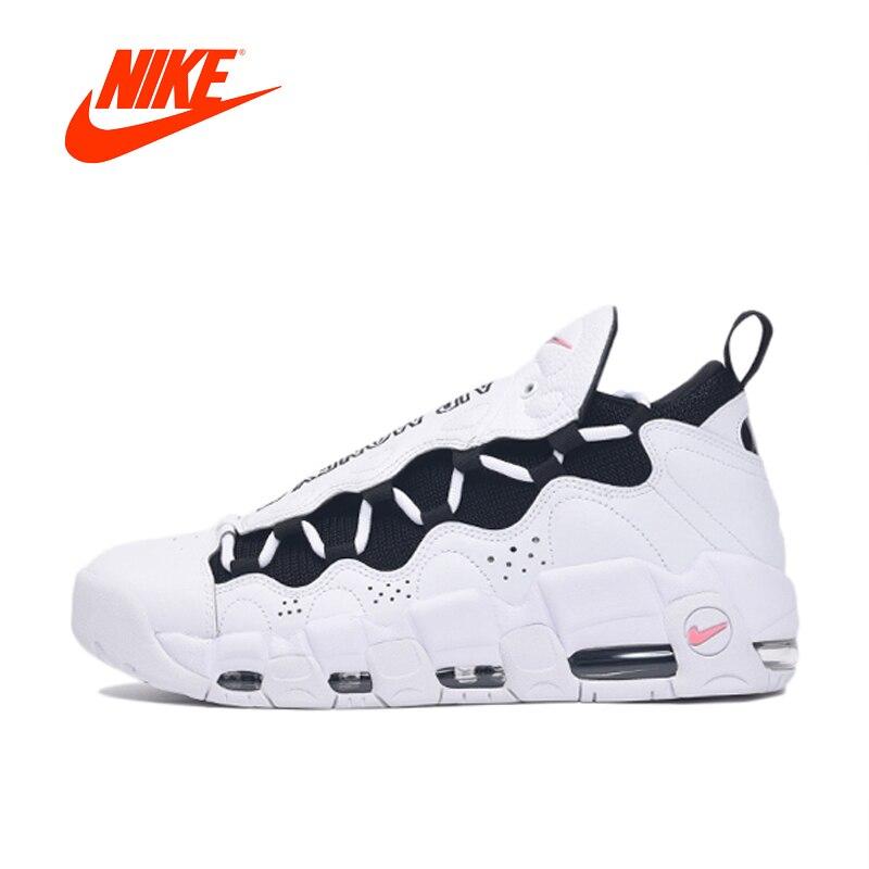 Original Nouvelle Arrivée Authentique NIKE AIR PLUS D'ARGENT Mens Basketball Chaussures Sport En Plein Air Sneakers Bonne Qualité Confortable AJ2998