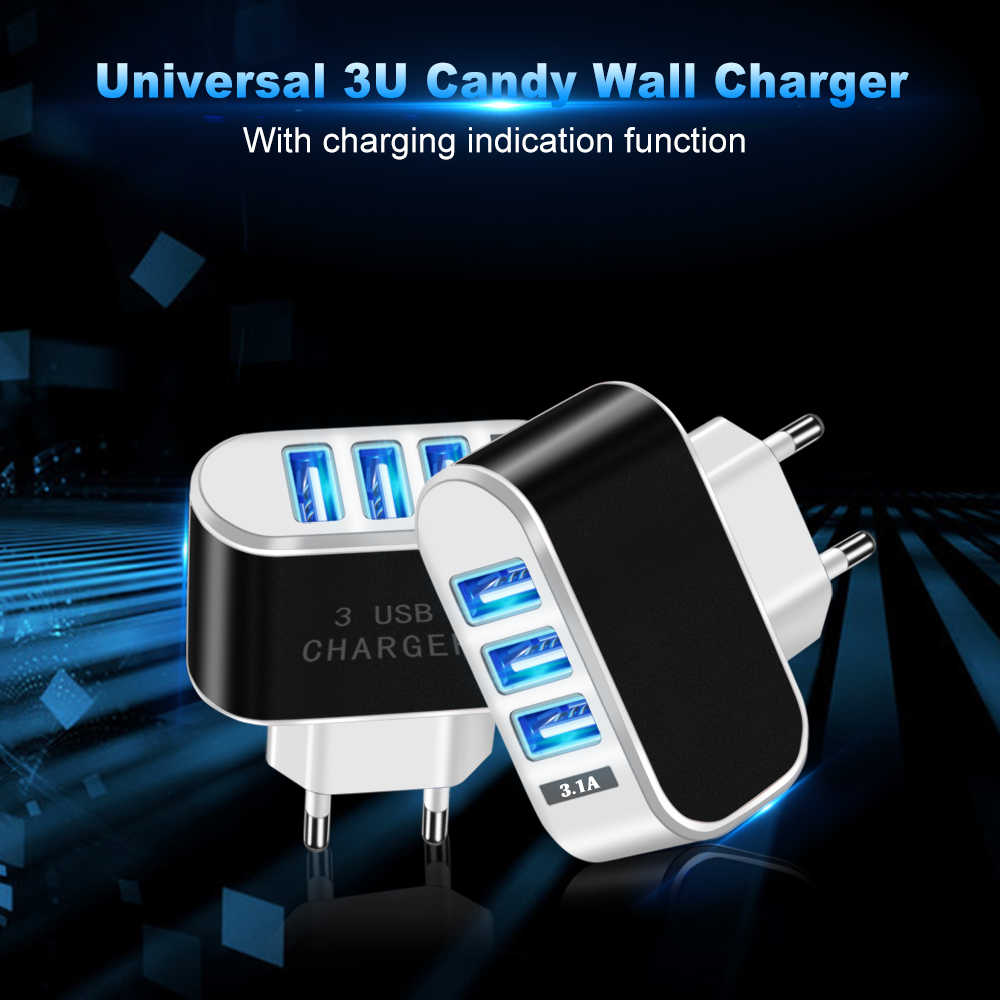 Olaf USB Charger 5V2A Biaya Cepat untuk iPhone X 8 7 Ipad Cepat Dinding Charger untuk Samsung S9 Xiao Mi mi 8 Huawei Ponsel Charger