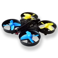 New Mini Drone Rc Quadcopter 6 Axis Rc Helicopter Blade Inductrix Quadrocopter Drons Toys For Children