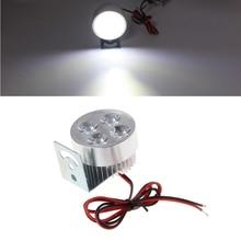 YAM DC12-85V15W Яркий Светодиодный точечный светильник, лампа для электрического автомобиля, мотоцикла