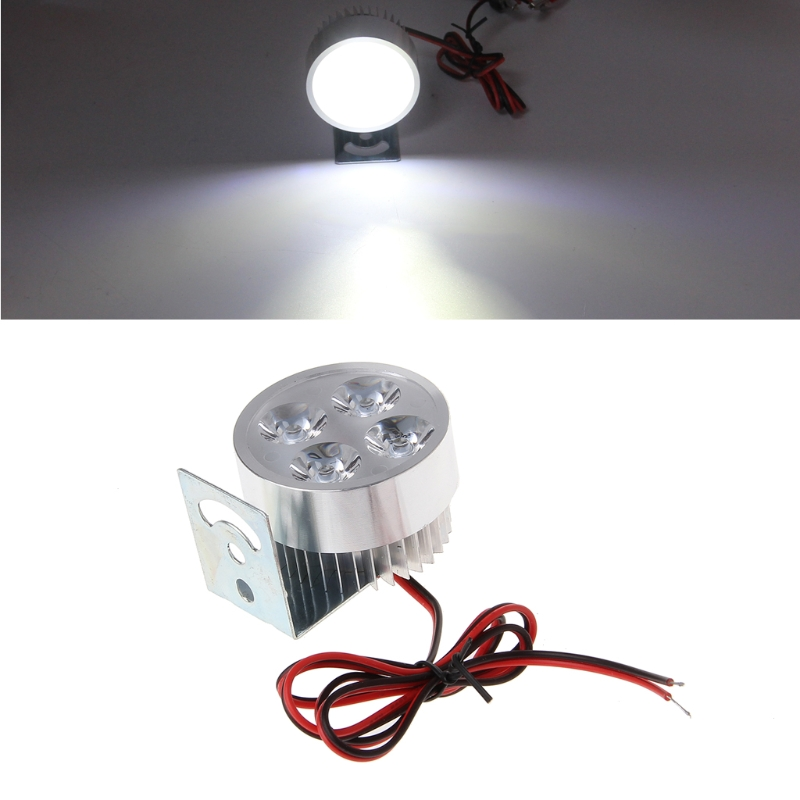 YAM DC12-85V15W High Bright LED Spot Light Head Lamp Bulb Electric Car Motorcycle