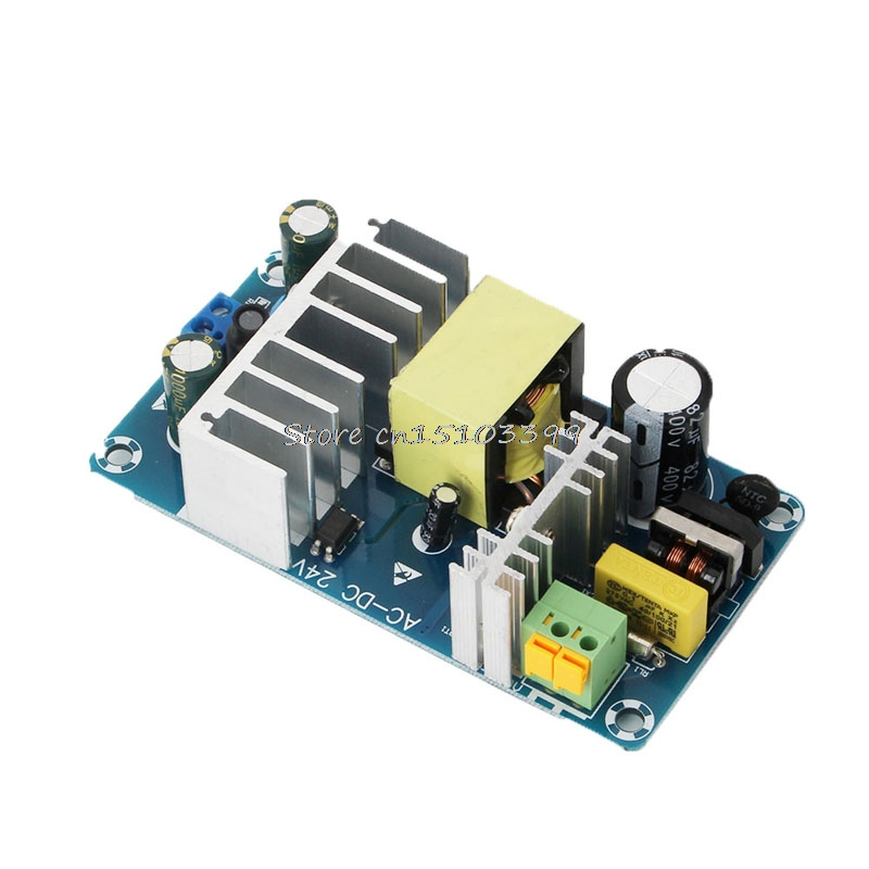 24V Stable Switching Power Supply Board AC DC Power Converter Module Industrial G08 Drop ship 24v switching power supply board 4a 6a power supply module bare board