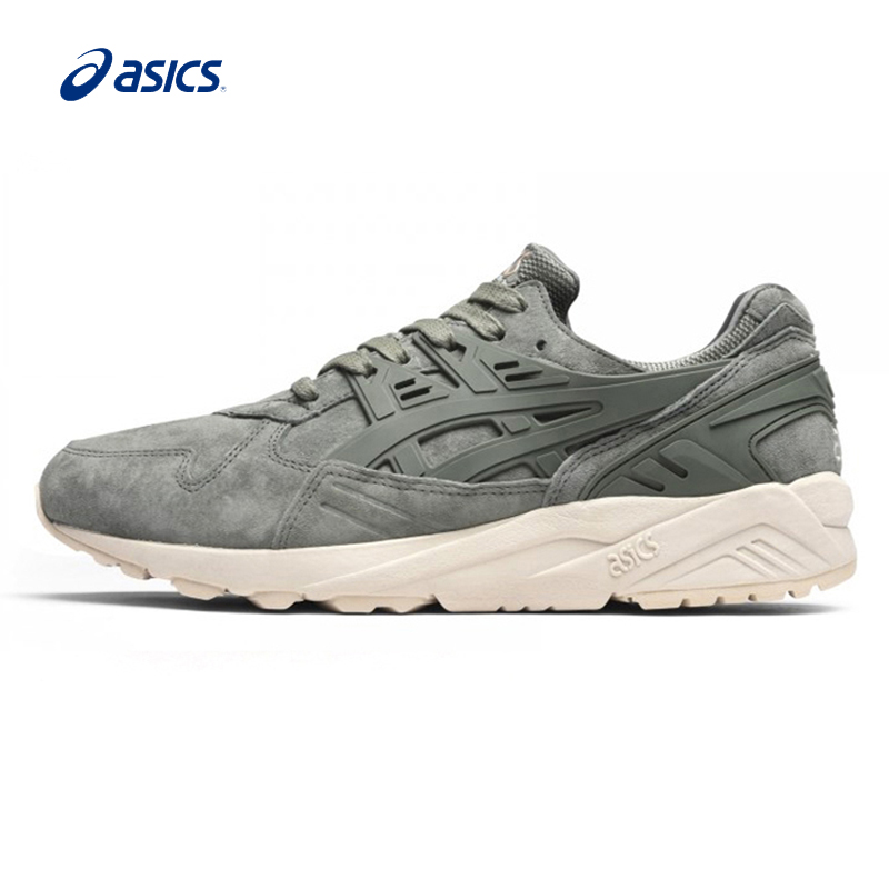 Original ASICS Men Shoes Hard-wearing Breathable Running Shoe Shock-Absorbant Sports Shoes Light Sneakers half placket pearl beading tie cuff dress page 5