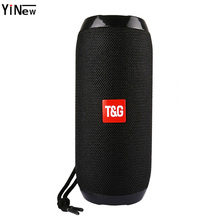 Wireless Bluetooth Speaker Outdoor Waterproof Stereo Subwoofer Radio TF for TV PC Bass Loudspeaker Portable Boombox