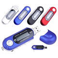 Hot sale!! Brand New USB AAA battery MP3 Music Player with FM Radio support TF card,max to 32GB