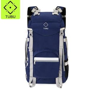 Image 2 - TUBU 6128 Travel Camera Backpack Digital SLR Backpack Soft Shoulders Waterproof Camera Bag Men Women Bag Camera Video Bag