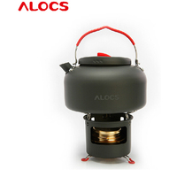 Alocs Outdoor Water Kettle Camping pot Outdoor Travel Cookware CW K04 PRO