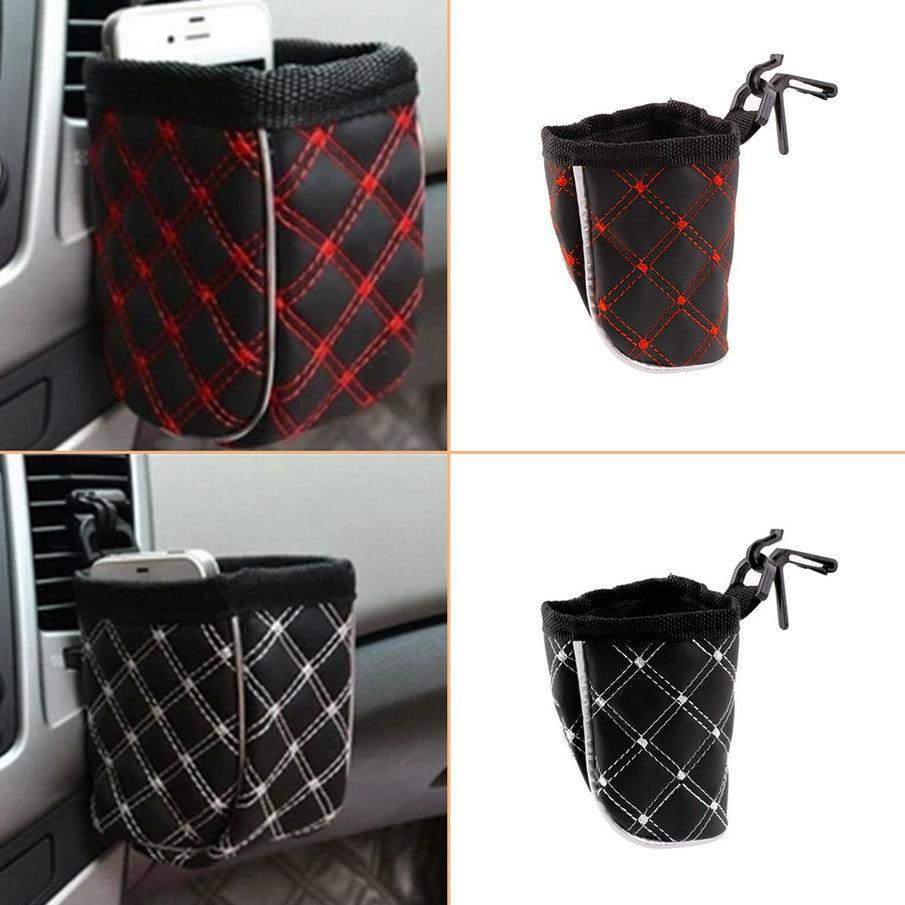 Car Storage Bag Organizer Box Auto Accessories Car Trash Holder Car Organizer Bag Organiser