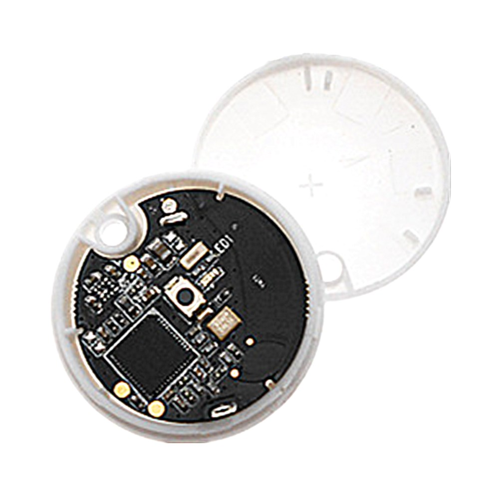 10pcs NRF51822 Bluetooth 4 0 Wireless Module ibeacon base station  positioning Beacon near field positioning battery with shell