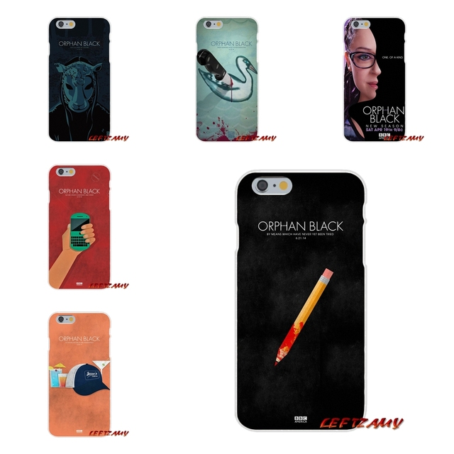 US $0 99 |Orphan Black Clone Club Poster Slim Silicone phone Case For  Xiaomi Redmi 3 3S 4A 5A Pro Mi4 Mi4C Mi5S Mi6X Mi Max2 Note 3 4 5A-in