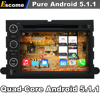 Pure Android 5 1 Car DVD For Ford Fusion Explorer 500 F150 F250 F350 F450 F550