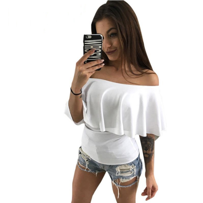 Sexy Tops for Women, Halter Crop Tops, Sexy Club Shirts.