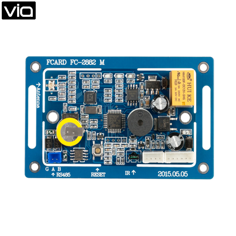 FC-2882M Free Shipping Offline Access Control Embedded Board, Offline Access Control Embed Board Is FCARD New Multifunctional