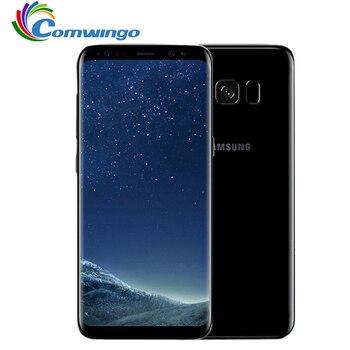 Original Samsung Galaxy S8 Plus Sm-G955U 4Gb Ram 64Gb Rom 6.2 Beyound Tech/hoodmat.com