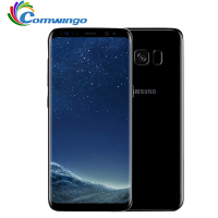Original Samsung Galaxy S8 Plus SM G955U 4GB RAM 64GB ROM 6.2 Single Sim Octa Core Android Fingerprint 12MP 3500mAh Phone