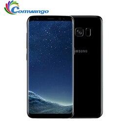 Original samsung galaxy s8 mais SM-G955U 4 gb ram 64 gb rom 6.2