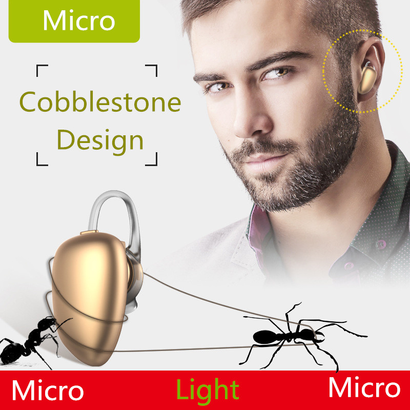 Small Micro Bluetooth Wireless Headset Male Female Handfree Micro Earpiece Headphones Music Stereo Earphones for iPhone 7 Plus aimitek sport wireless bluetooth headphones stereo earphones mp3 music player headset earpiece micro sd card slot handsfree mic