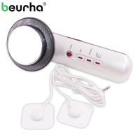 Beurha Cavitation EMS Body Slimming Massager Weight Loss Lipo Anti Cellulite Fat Burner Galvanic Infrared Ultrasonic Therapy