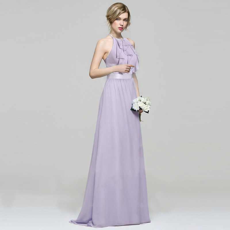 f2e854a7ec Bridesmaid Dresses Ever Pretty 07211 Sexy One Shoulder A-line Ruffles  Floor-Length Belt