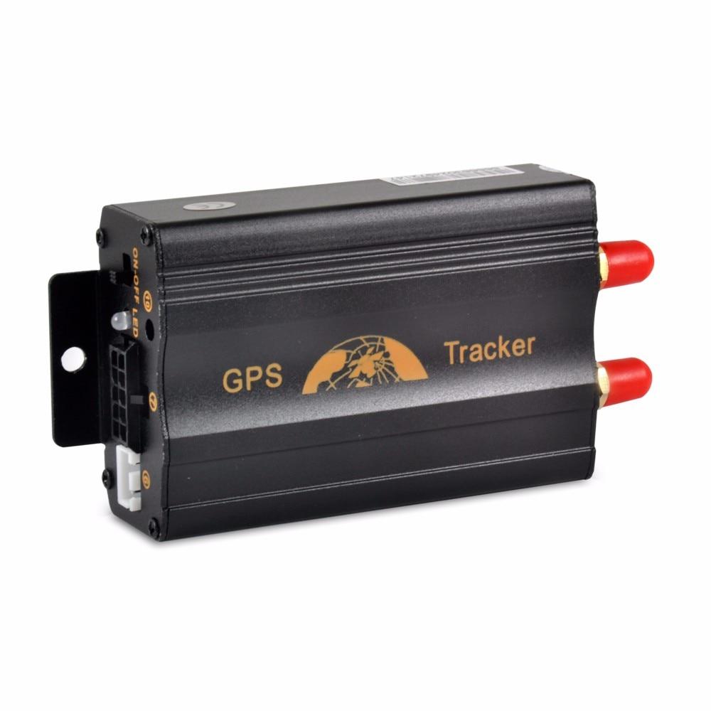 coban gps tk103a gsm sms alarm car vehicle tracking via app website SMS rastreador gprs Security Burglar System Google maps