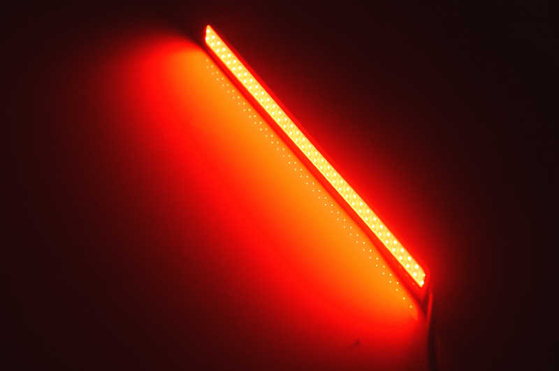 17CM Car LED COB DRL Daytime Running Light Waterproof 12V External Led Car Light Source Parking Fog Bar Lamp White Blue Red
