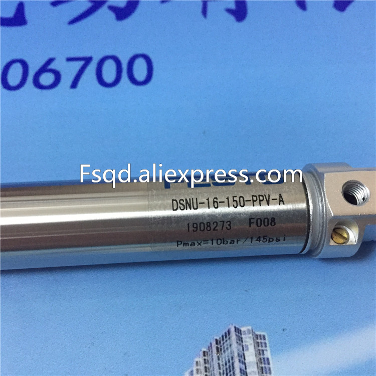 DSNU-16-150-PPV-A DSNU-16-175-PPV-A DSNU-16-200-PPV-A DSNU-16-225-PPV-A FESTO round cylinders Pneumatic