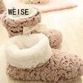 O Envio gratuito de 2017 Novos Chinelos Mulheres sapatos Da Moda Inverno Engrossar Quente Chinelos em casa Chinelos de Inverno Da Marca Para As Mulheres