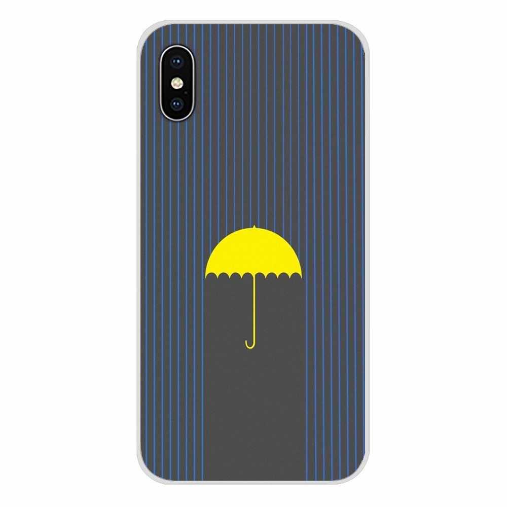 Per il iphone di Apple X XR XS MAX 4 4 S 5 5 S 5C SE 6 6 S 7 8 più ipod touch 5 6 Del Telefono Custodie HIMYM Come HO Incontrato Tua Madre Disegno Popolare