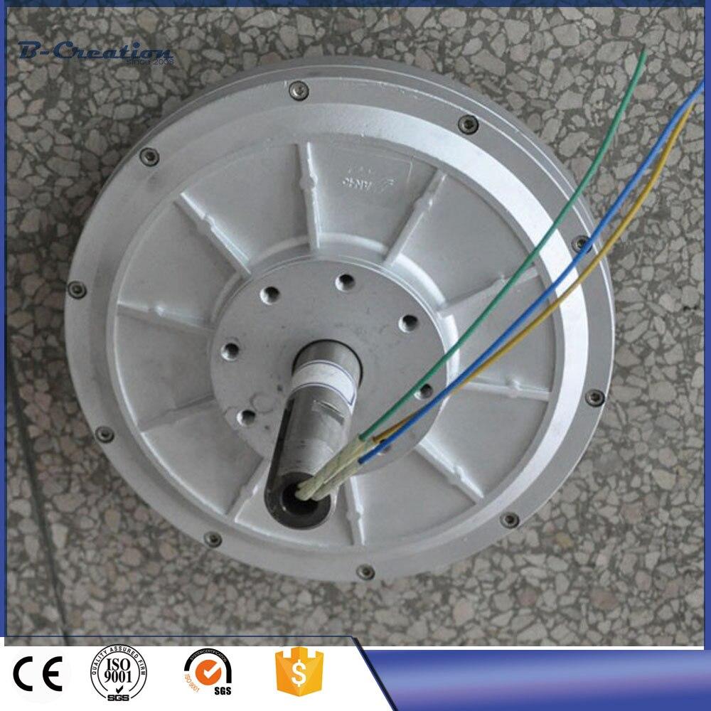 2KW 180RPM Permanent Magnet Generator, Low Start Torque Three Phase AC output панель декоративная awenta pet100 д вентилятора kw сатин