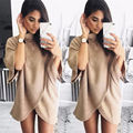 Women Lady Clothes Tops Oversized Batwing Sleeve Blouses Tops Loose Fashion Outwear Clothing Autumn