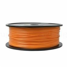 цена на 1.75mm PLA ABS Flexible PETG 3D Printer  1.75mm 0.85kg Plastic Filament Material For Createbot/MakerBot/RepRap High Quality