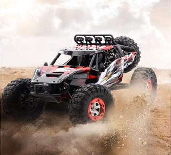 large remote control racing truck FY-07 1:12 40cm 2.4G 70KM/H High Speed 4WD RC Climbing Car with Brushless motor vs 727 94106 image