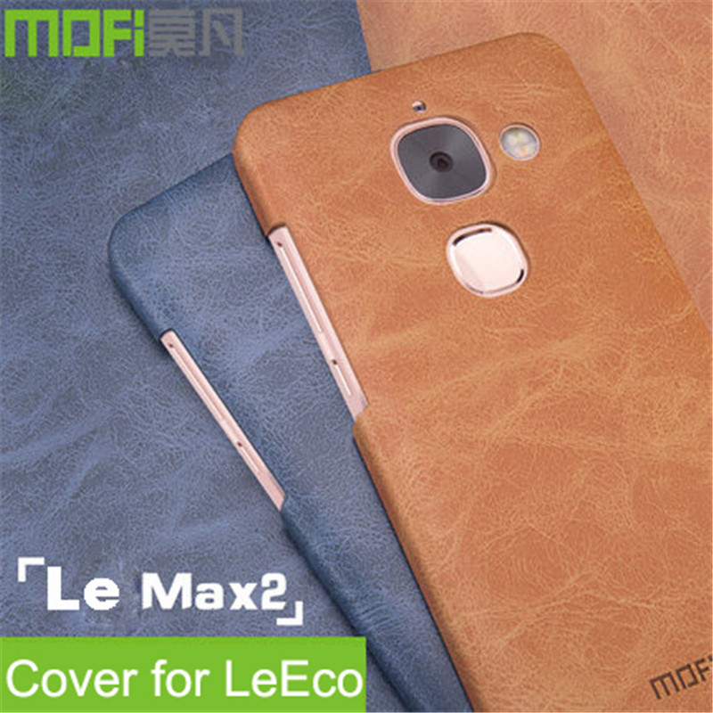 LeEco le max 2 case leather cover Letv le max2 x820 back hard funda le eco